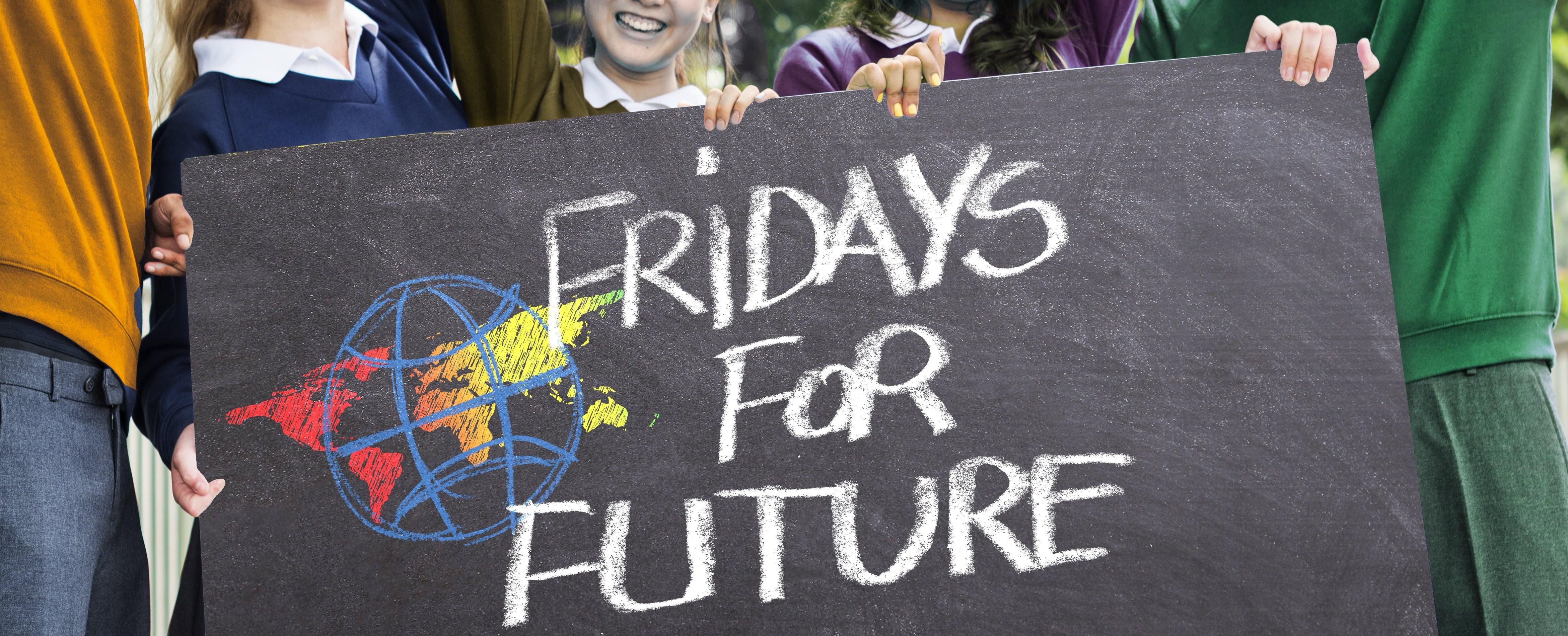 Fridays For Future sorgt für Klimaschutzpaket und dem Sanierungsplan